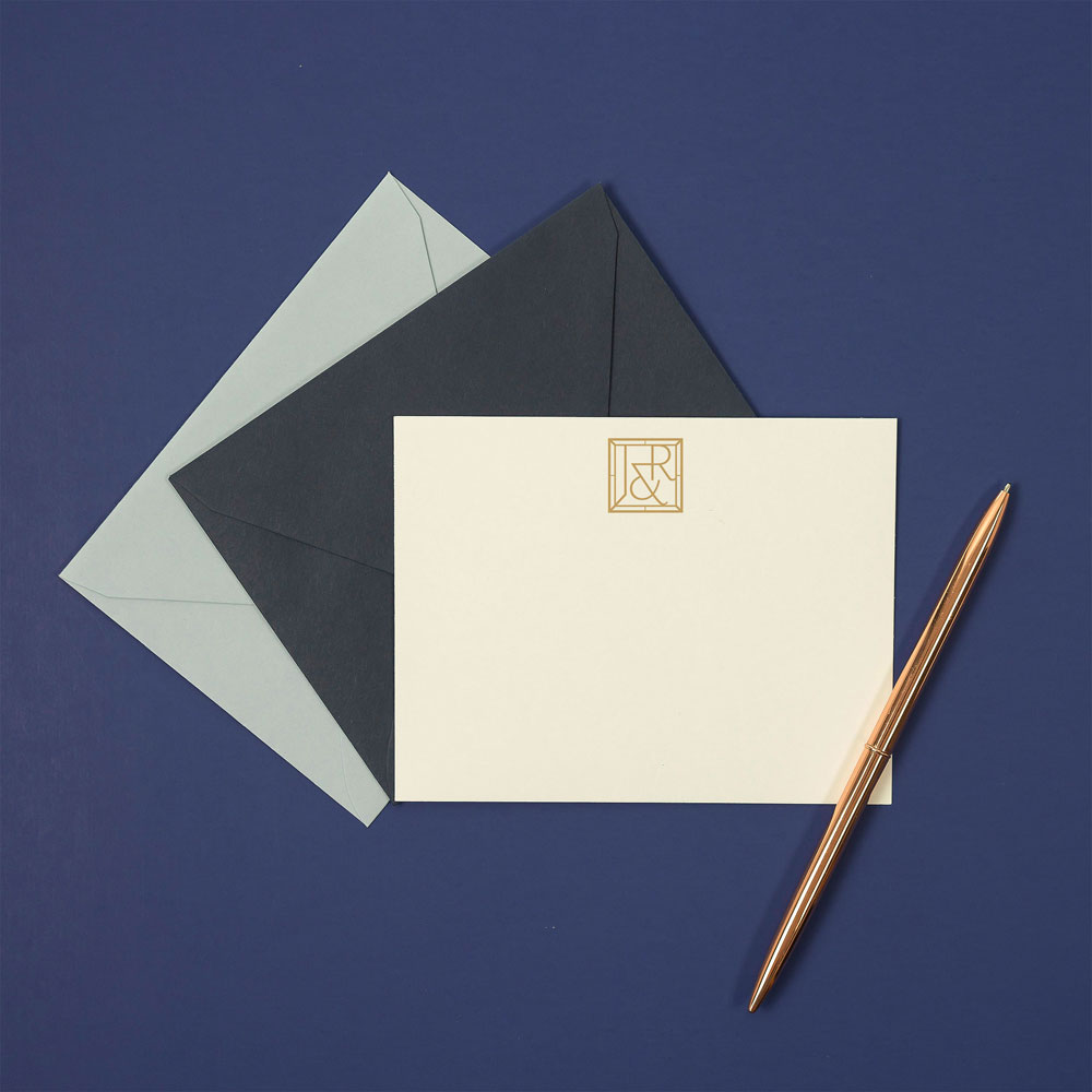 Janet-and-Ray-stationery-design