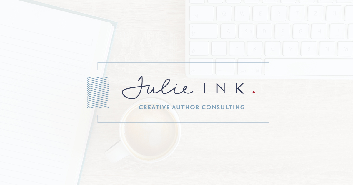 Julie Ink Branding Design Header